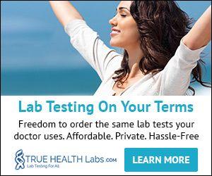 True Health Labs organic acids test OAT