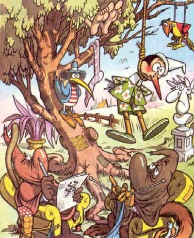 Jacovitti Pinocchio