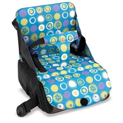 Thrifty Nifty Mommy: ~Letu0027s Eat And Be Messy~ Munchkin Travel Booster Seat.  Less Than An Hour Left.