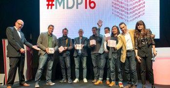 #MDP16 Palmarès de l'édition 2016 du Meilleur de la Pub proudly supported by Breew Switzerland
