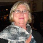 Elaine Smith teaches a Knitted Beaded Cuff class