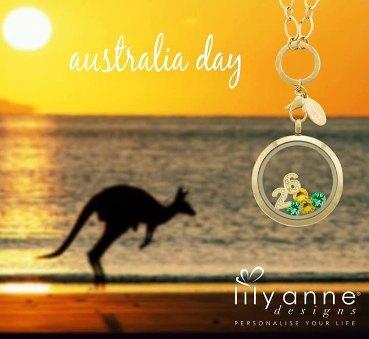 Beautiful Australia Day Bling!  www.lilyannedesigns.com.au/moniqueelliott
