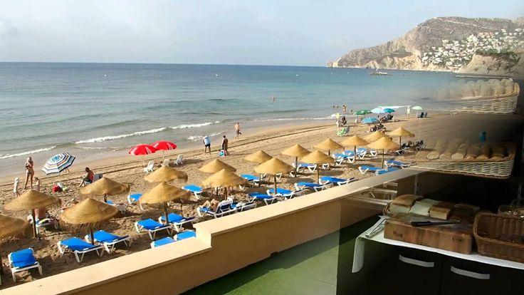 Spain Grand hotel Sol y Mar Calpe touriSTories.nl.avi Chee Zee Beach - Latinesque van Kevin MacLeod is gelicentieerd onder een Creative Commons Attribution-l...