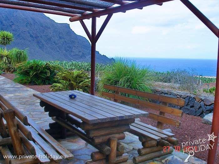 Ferienhaus auf Öko-Finca, naturnah und idyllisch