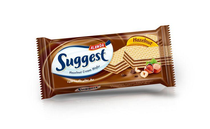 Alawda Suggest Wafer Cookie