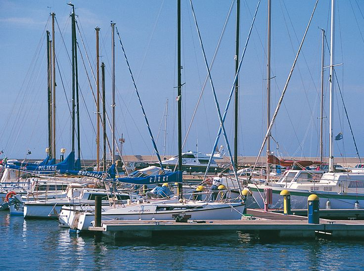Marina of Portoscuso