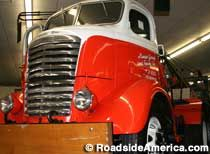 International Towing and Recovery Museum, Chattanooga, Tennessee http://internationaltowingmuseum.org/