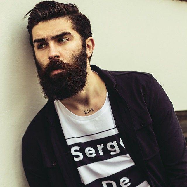 149 best chris millington images on pinterest chris d 39 elia beards and beard tattoo. Black Bedroom Furniture Sets. Home Design Ideas