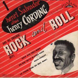 Henri Salvador alias Henry Cording and HIs Original Rock and Roll Boys (1956)