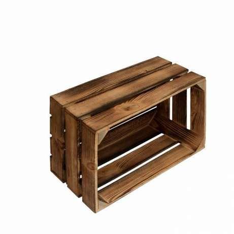 Ящики деревянные. Тара деревянная. Обожженные.  Размер наружный: 50*30*25 см   Производятся из деревянной планки.