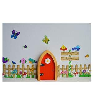 The Irish Fairy Door Company make and sell quality handmade Irish fairy doors. Our magical fairy doors are ideal children's gifts for your home or fairy garden.