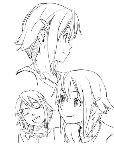 「翠星のガルガンティア」アニメ公式サイト | キャラクター | エイミー はつこいの人に似ている