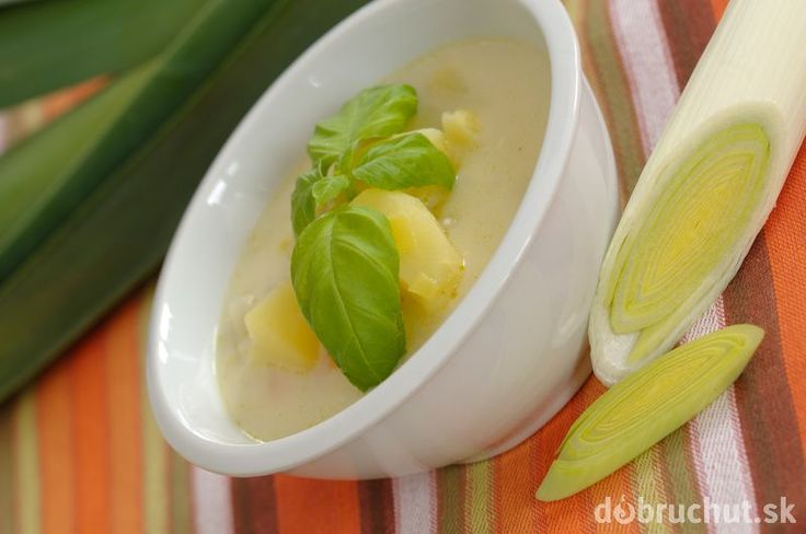 Pórková polievka