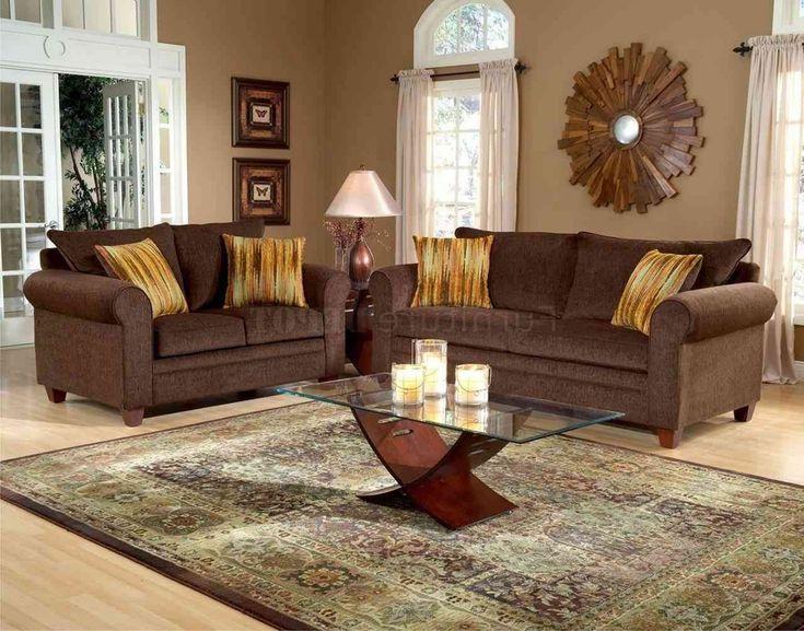 15 Elegant Brown Color Scheme S For Your Living Room Brown And Gold Living Room Brown Living Room Decor Brown Living Room