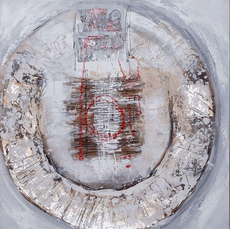 UFO FURNITURE Oil painting mixed medium - sticksR1 299.99. Call them on 014 537 2761.