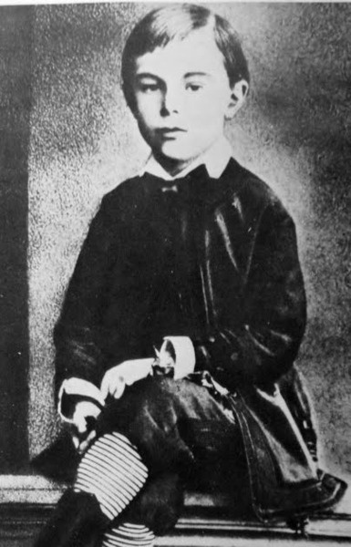 Sasha: a young Alexander Scriabin (1872 - 1915)
