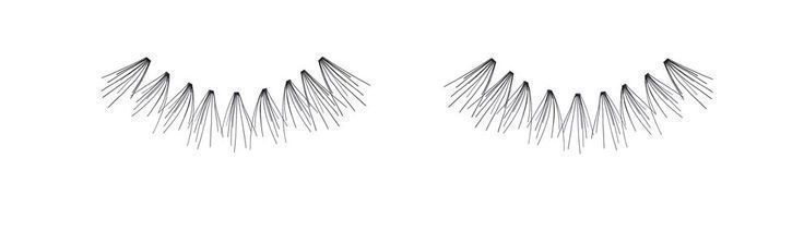 Ardell Double Individual Medium Lashes are knot free individual lashes and are perfect to customize your eyes with thicker lash volume. #Ardell_Lashes #FashionLashes #MadameMadeline #ardelllashes #individuallashes