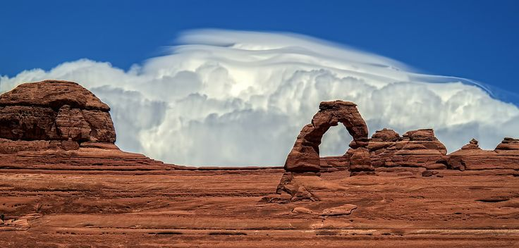 The Delicate Balance of Arches National Park.