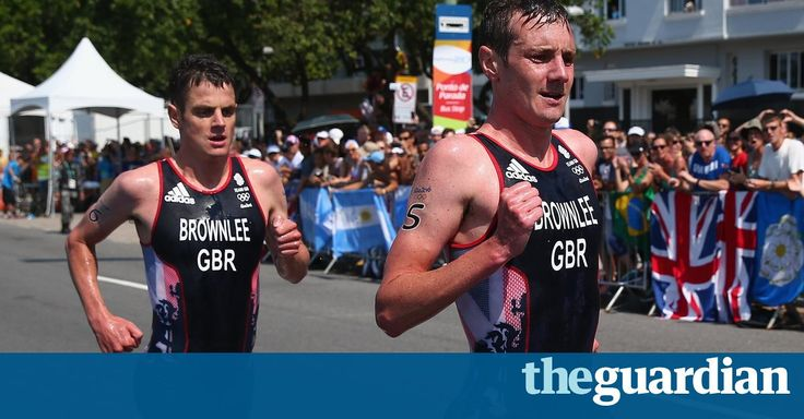 Brownlee brothers hail 'very special' day after triathlon GOLD and Silver.  Alistair and Jonny Brownlee hailed their 'very special' day after becoming the first British brothers to win gold and silver in the same Olympic event  theguardian.com