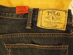 G Cave Ludlow Polo's; best damned jean around