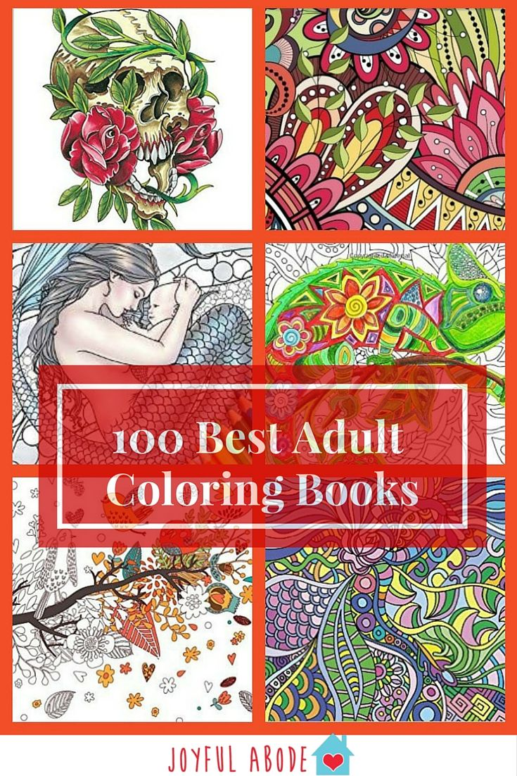 40 best Best Adult Coloring Books images on Pinterest | Coloring ...