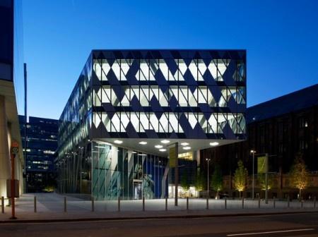 Emporio Armani Store at Manchester