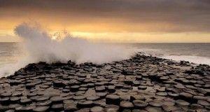 Az Óriások útja (Giant's Causeway) Észak-Írország