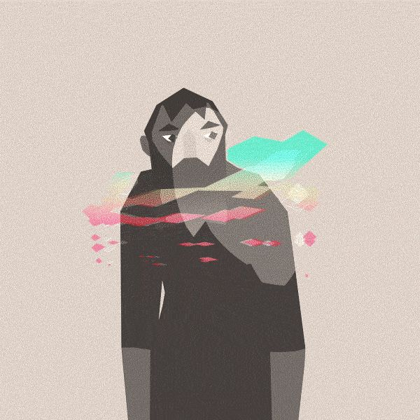 character design, animation by eran hill