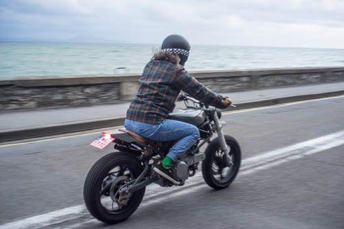 AXE 2 Motorcycle SHIRT - Bear - Full Kevlar™ lining