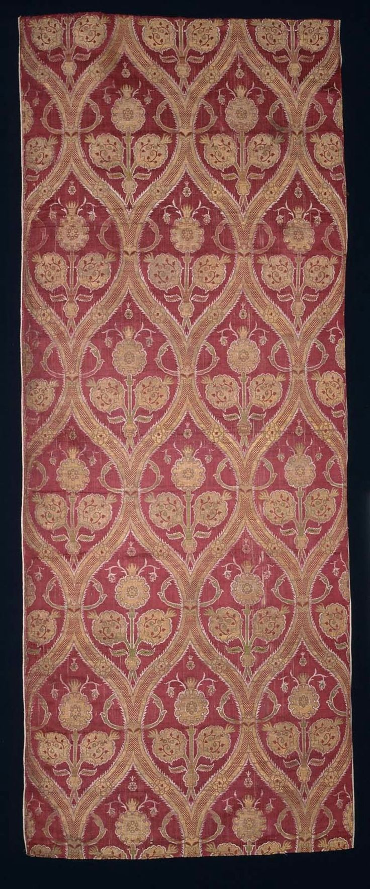 Textile length Turkish, Ottoman Period, 16th–early 17th century Turkey