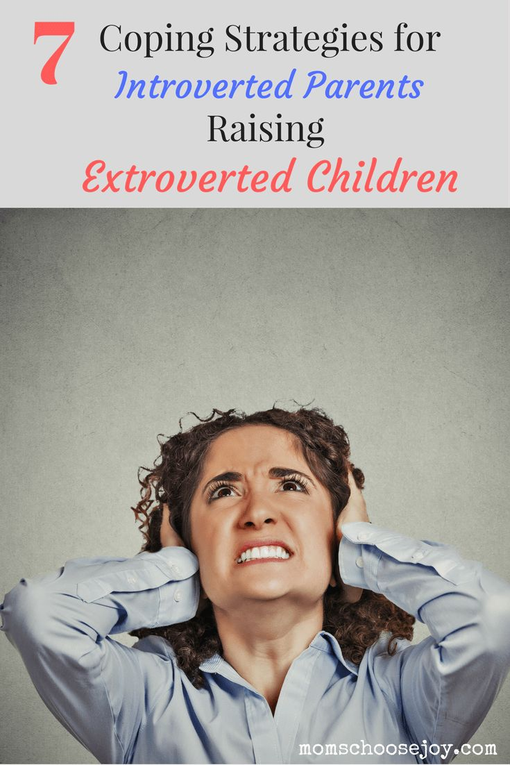 Are you an introverted parent raising an extroverted child? If so, this article is a must read. You'll learn coping strategies and discover ways to find much needed alone time to recharge.