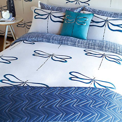 For a guest bedroom ? Buy Scion Dragonfly Bedding Online at johnlewis.com