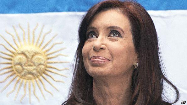 The Economist:El psicodrama CFK