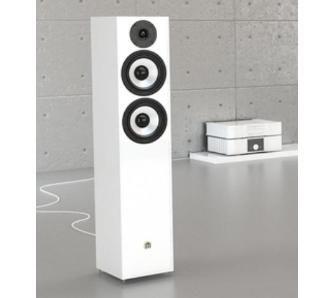 kolumny podłogowe Pylon Audio Pearl 25 (biały połysk)