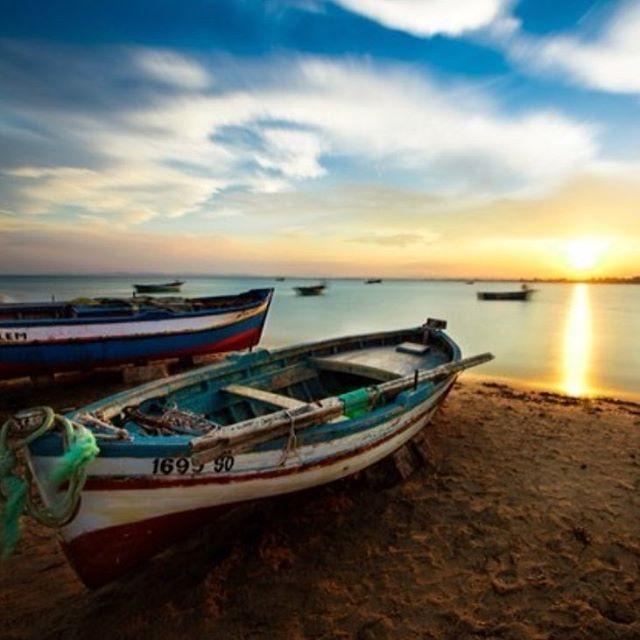 صورة من مدينة الحمامات تونس Talal Mezher تونس سياحة Tunisia Travel Turism Instagram Boat