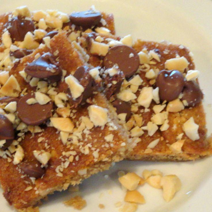 Peanut Squares (Peanut Brittle Cookies) Recipe   Just A Pinch Recipes