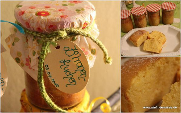 feiner Zitronenkuchen mit der Krups Prep and Cook Rezept: Butter,Zucker,Zitronen,Weizenmehl,Speisestärke,Backpulver,Eier