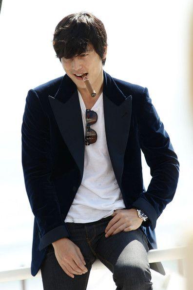 Jung Woo-Sung Photos - Celebrities At the Lancia Cafe: September 4 ...