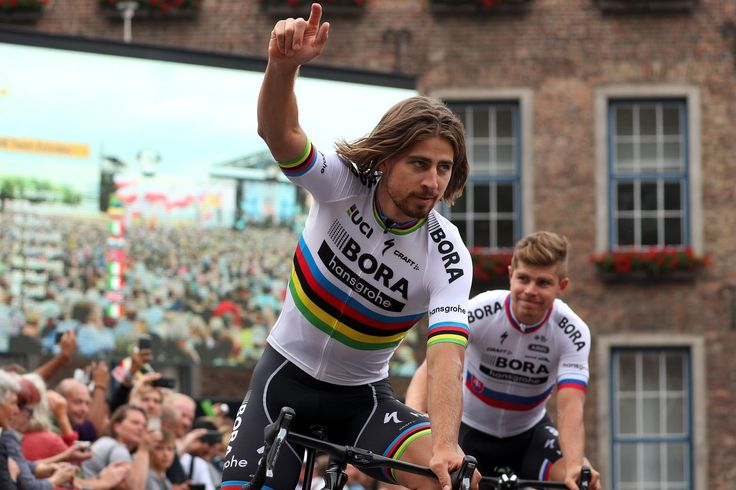 Tour de Francia clasificación de 2017: Peter Sagan gana emocionante subida de la Etapa 3 de acabado