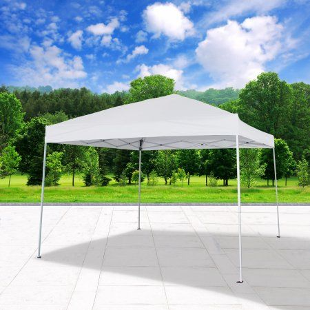 Free Shipping. Buy Cloud Mountain Pop Up Canopy Tent 10' x 10' UV Coated Outdoor Garden Gazebo Tent Easy Set Up with Carry Bag at Walmart.com