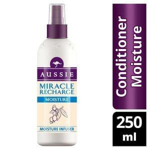 Aussie Miracle Recharge Moisture Conditioning Spray 250ml