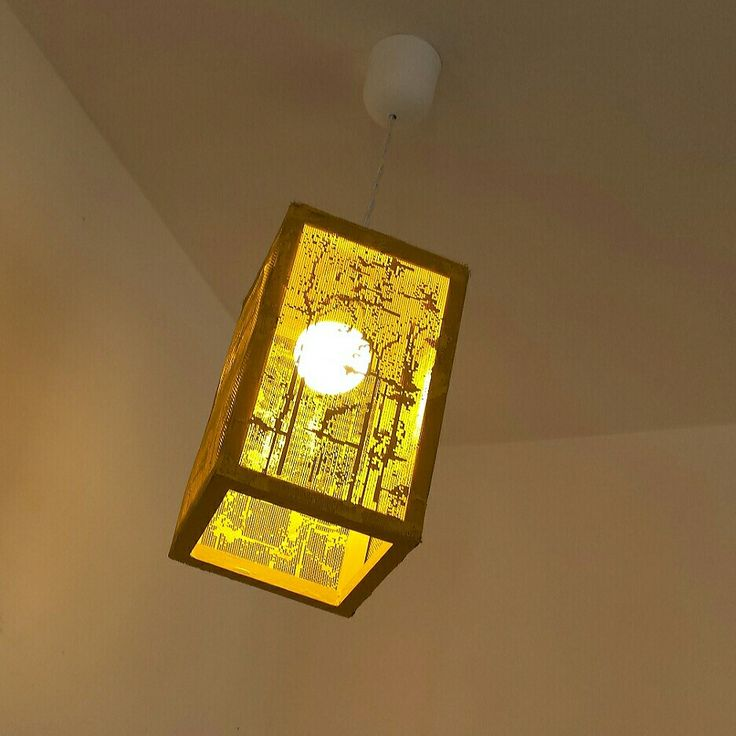 Yellow Nomad collection light