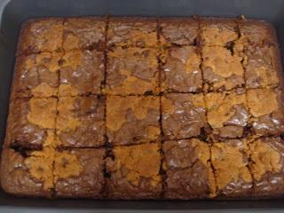 Chocolate Chip Cookie Brownies recipe