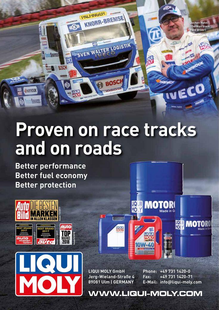 https://flic.kr/p/254gMRB | world_truck_racing_promotion_3_2018 #worldtruckracingpromotion #liquimoly #jochenhahn