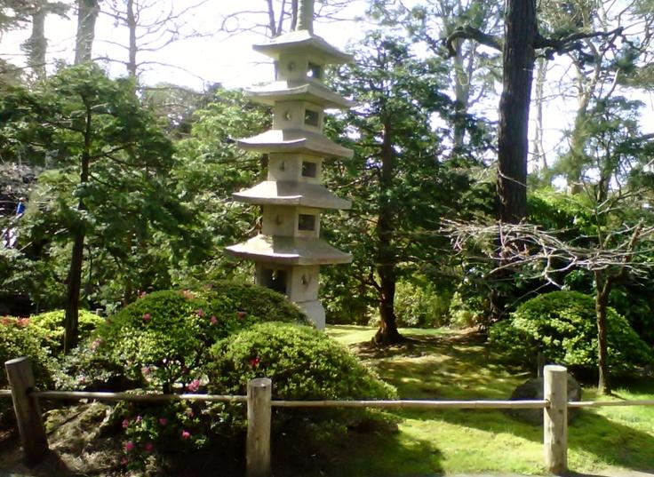 Japanese Tea Garden San Francisco Ca Patios Porches Gardens Pinterest