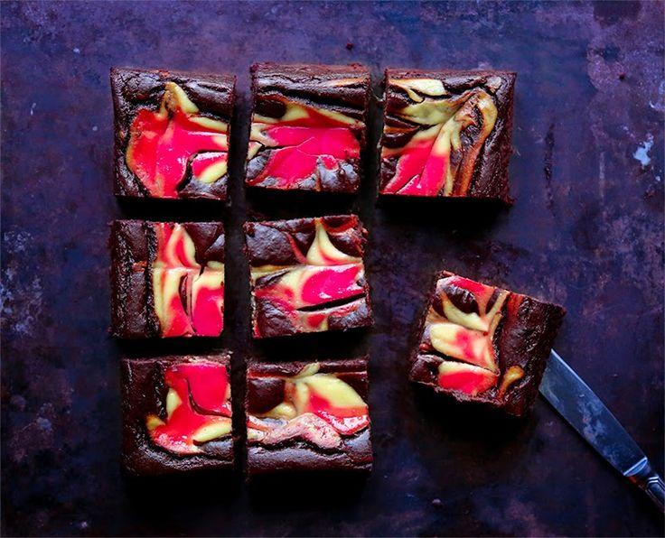 Le brownie qui te veut du bien : sans beurre, sans farine, et sans colorants!