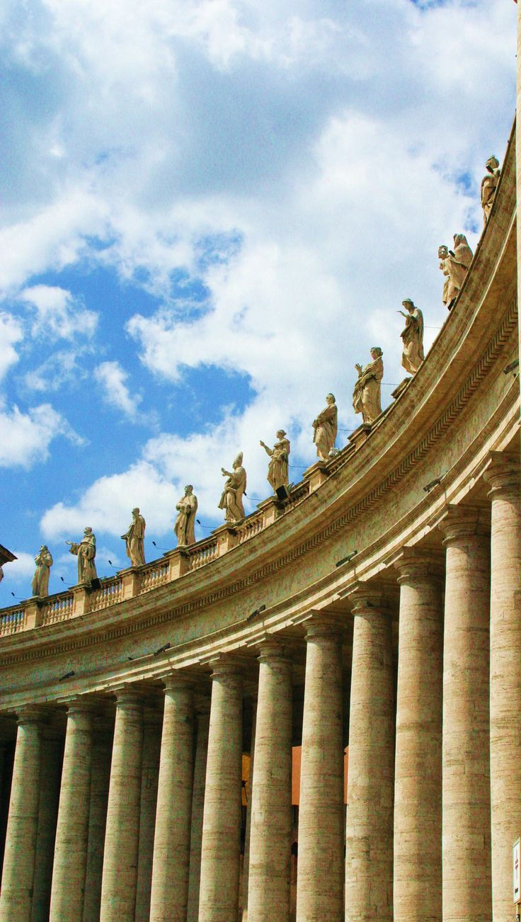 ~Vatican City, Rome, Italy | House of Beccaria