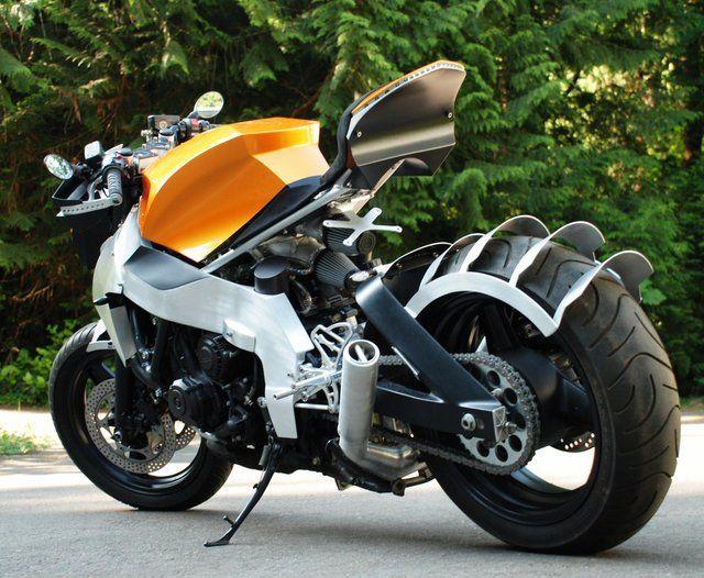 Honda CBR 1000 F Custom