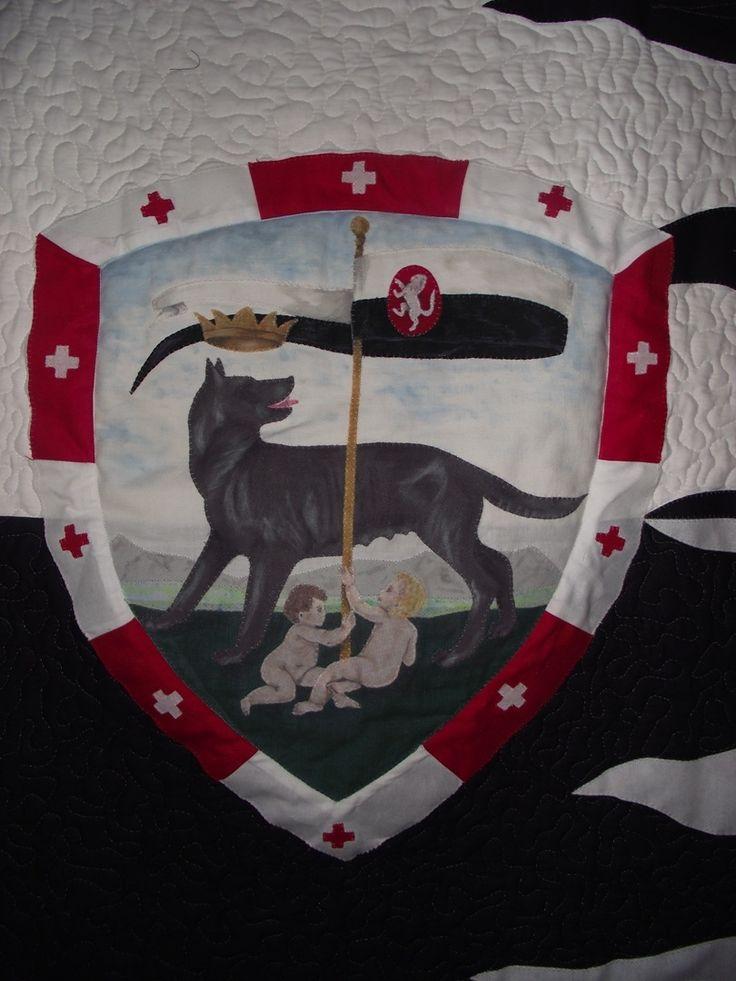 Contrada della Lupa  - stemma
