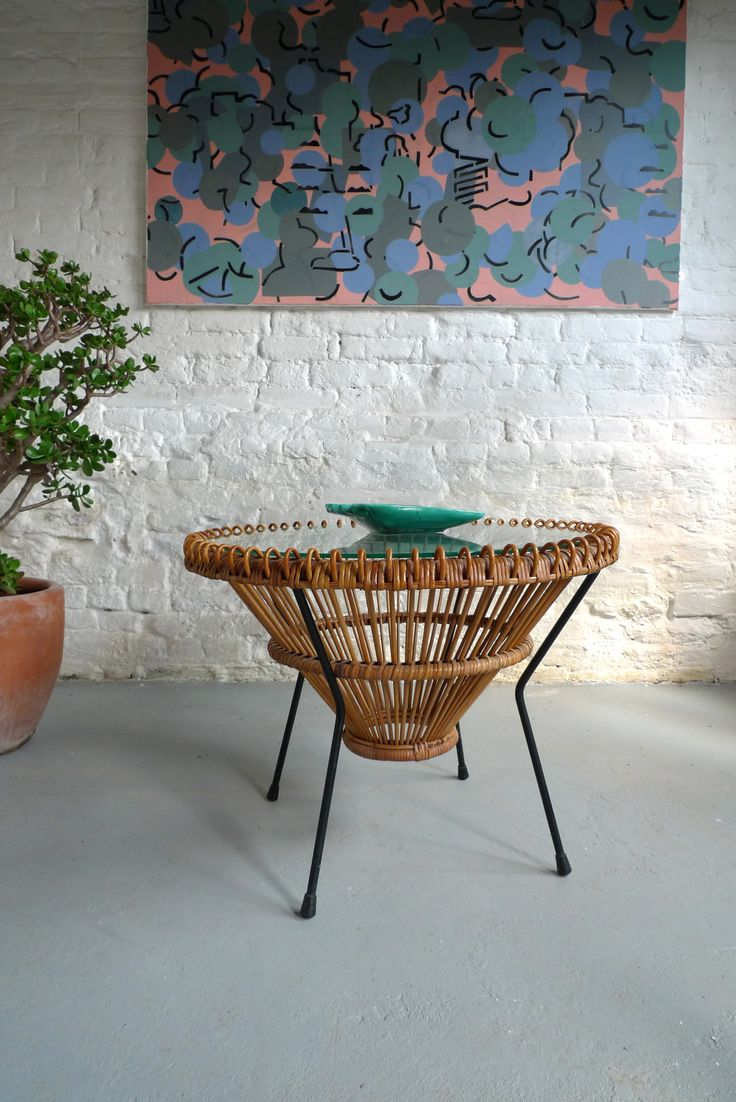 Stunning Coffee Table ATTR Italian Architect/designer Franco Albini SOLD  RetroKate